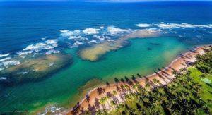 Praia Taipu de Fora em Barra Grande